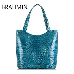 Brahmin Brayden Tote Lagoon
